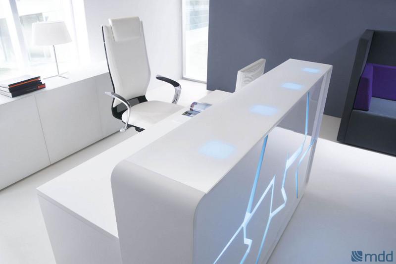 banque d 39 accueil artic gamme r ception personnalisez. Black Bedroom Furniture Sets. Home Design Ideas