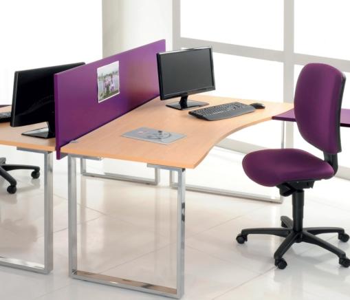 panneau cran gamme majesty equipez vos bureaux de panneaux cran privatifs. Black Bedroom Furniture Sets. Home Design Ideas
